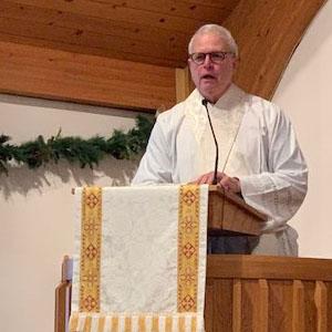 The Rev. Canon Dr. Peter B. Stube TSSF